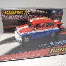 Scalextric: SCALEXTRIC FIAT ABARTH TEXACO XI CAMPEONATO ESPAÑA 2006. Lote 178949167