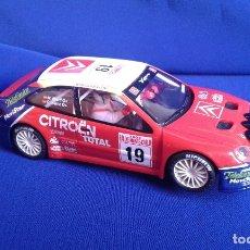 Scalextric: SCALEXTRIC CITROEN XSARA T4/WRC. Lote 178985905