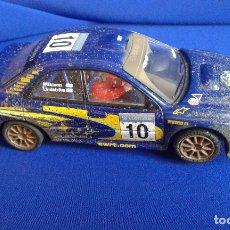 Scalextric: SCALEXTRIC SUBARU IMPREZA WRC. Lote 178987163