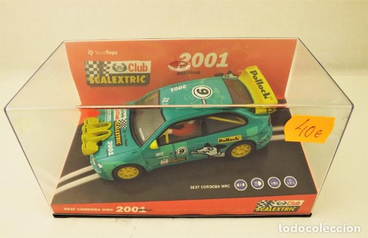 Scalextric: Club Scalextric TecniToys 2001 - Foto 2 - 178997293