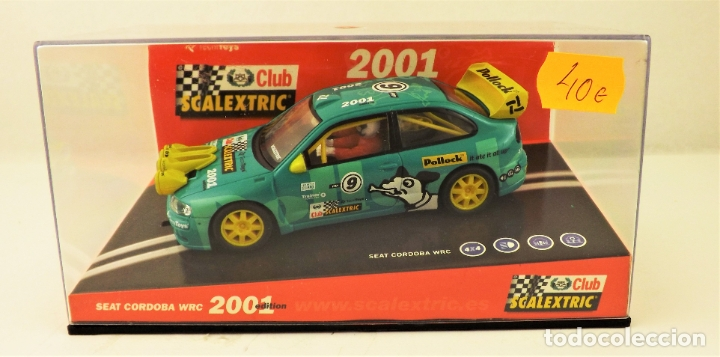 CLUB SCALEXTRIC TECNITOYS 2001 (Juguetes - Slot Cars - Scalextric Tecnitoys)