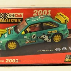 Scalextric: CLUB SCALEXTRIC TECNITOYS 2001. Lote 178997293