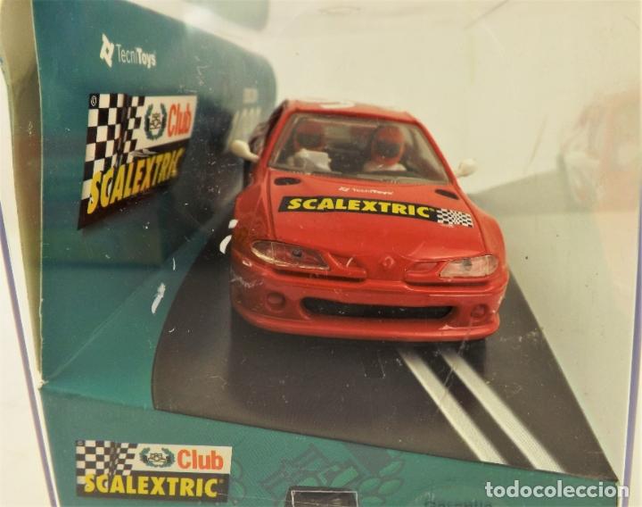 Scalextric: Club Scalextric TecniToys 1999 Renault Megane - Foto 3 - 178997352
