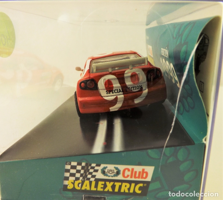 Scalextric: Club Scalextric TecniToys 1999 Renault Megane - Foto 4 - 178997352