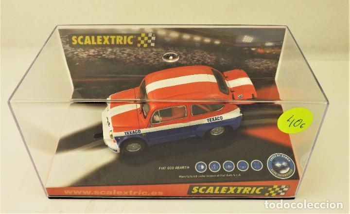 Scalextric: Scalextric Fiat Abarth Texaco - Foto 2 - 178997435