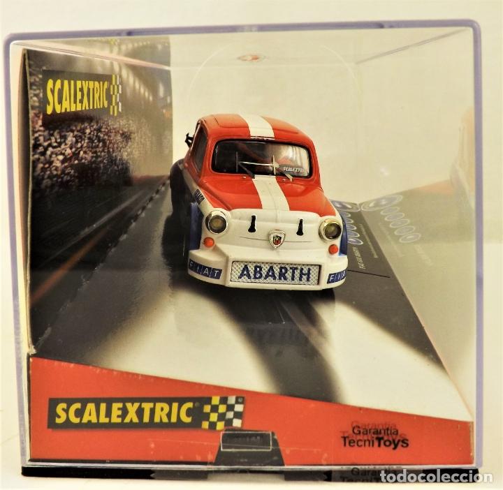 Scalextric: Scalextric Fiat Abarth Texaco - Foto 3 - 178997435