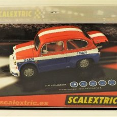 Scalextric: SCALEXTRIC FIAT ABARTH TEXACO. Lote 178997435