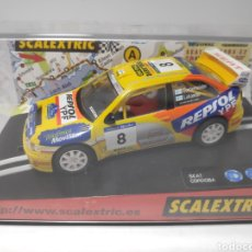 Scalextric: SCALEXTRIC SEAT CÓRDOBA WRC V CAMPEONATO ESPAÑA 2000. Lote 179083716