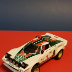 Scalextric: LANCIA STRATOS SCALEXTRIC. Lote 179162395