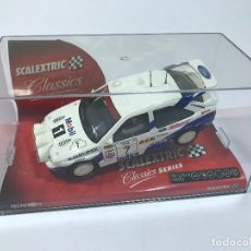 Scalextric: SCALEXTRIC TECNITOYS FORD ESCORT RS COSWORTH REF 6258 NUEVO. Lote 179186130