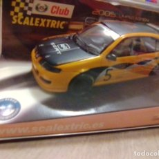 Scalextric: SCALEXTRIC CLUB 2005 SEAT LEÓN. Lote 179377082