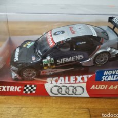 Scalextric: COCHE SCALEXTRIC TECNITOYS AUDÍ A4 DTM REF. 6192. Lote 179558227