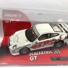 Scalextric: COCHE SLOT SCALEXTRIC PORSCHE 911 GTS CUP NUEVO CON CAJA. Lote 180007346