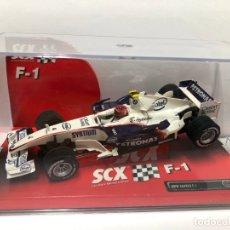 Scalextric: COCHE SLOT SCALEXTRIC BMW SAUBER F1 NUEVO CON CAJA. Lote 180007773