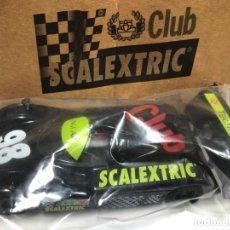 Scalextric: COCHE SLOT SCALEXTRIC JAGUAR CLUB SCALEXTRIC VANTAGE NUEVO CON CAJA. Lote 180011325