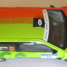 Scalextric: COCHE SCALEXTRIC TECNITOYS, SEAT CORDOBA WRC, FUNCIONA. CC. Lote 180071222