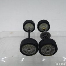 Scalextric: SCALEXTRIC EJES AUDI A4 DTM 2005 | TECNITOYS | TREN | RUEDAS | EJE |. Lote 180078558