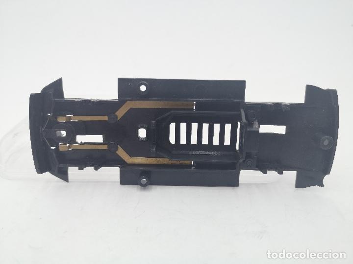 Scalextric: SCALEXTRIC CHASIS FORD ESCORT RS COSWORTH   TECNITOYS   RECAMBIO   REPUESTO   - Foto 2 - 180124016