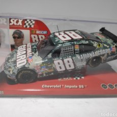 Scalextric: SCALEXTRIC CHEVROLET IMPALA SS NATIONAL GUARD SCX TECNITOYS REF. 63940. Lote 180187657