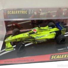 Scalextric: COCHE SLOT MINARDI F1 SCALEXTRIC NUEVO CON CAJA . Lote 180315428