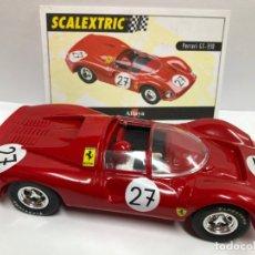 Scalextric: COCHE SLOT FERRARI GT-330 SCALEXTRIC ALTAYA NUEVO . Lote 180327263