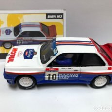 Scalextric: COCHE SLOT BMW M3 RALLY MITICOS SCALEXTRIC ALTAYA NUEVO . Lote 180331790