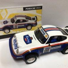 Scalextric: COCHE SLOT PORSCHE 911 SERIE RALLY MITICOS SCALEXTRIC ALTAYA NUEVO . Lote 180335161