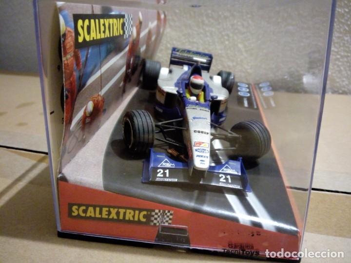 Scalextric: SCALEXTRIC 6041 MINARDI F1 TELEFONICA Marc Gené - Foto 3 - 164760170