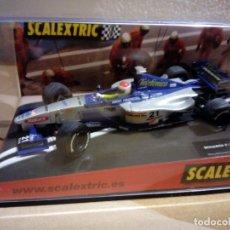Scalextric: SCALEXTRIC 6041 MINARDI F1 TELEFONICA MARC GENÉ. Lote 164760170