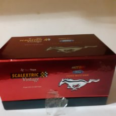 Scalextric: SCALEXTRIC TECNITOYS FORD MUSTANG EN CAJA. Lote 180494552