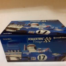 Scalextric: SCALEXTRIC TECNITOYS TYRRELL FORD VINTAGE EN CAJA. Lote 180495806