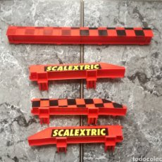 Scalextric: PIEZAS PUENTE INCOMPLETO SCALEXTRIC. Lote 180496006