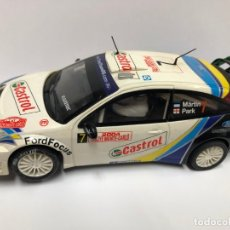 Scalextric: COCHE SLOT FOR FOCUS WRC SCALEXTRIC. Lote 180848883
