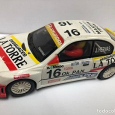 Scalextric: COCHE SLOT HYUNDAI ACCENT SCALEXTRIC. Lote 180868226