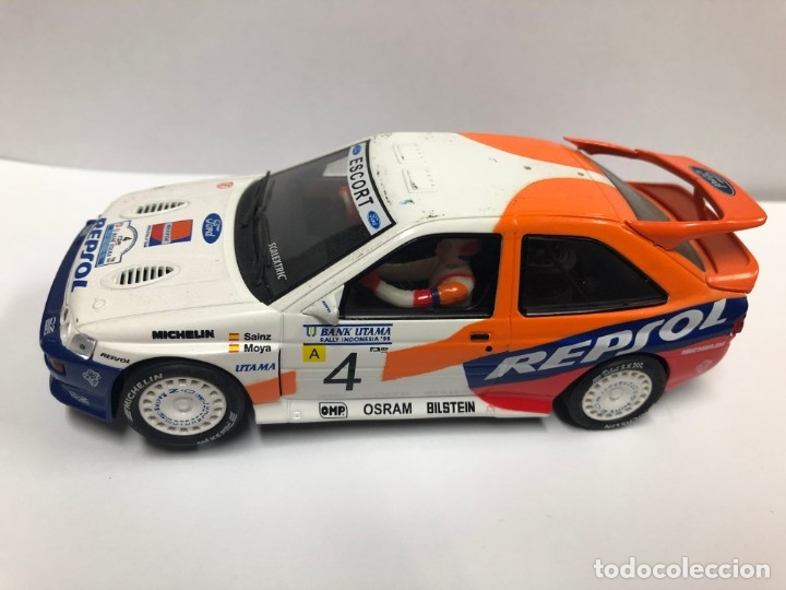 COCHE SLOT FORD ESCORT RS COSWORTH SCALEXTRIC (Juguetes - Slot Cars - Scalextric Tecnitoys)