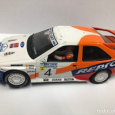 Scalextric: COCHE SLOT FORD ESCORT RS COSWORTH SCALEXTRIC. Lote 180872640
