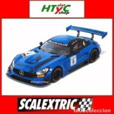 Scalextric: SCALEXTRIC MERCEDES AMG #6 BLACK FALCON SCX U10278S300. Lote 67384565