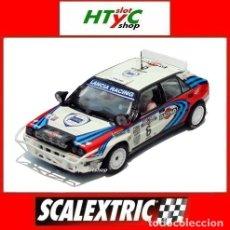 Scalextric: SCALEXTRIC LANCIA DELTA INTEGRALE #6 GANADOR RALLY SAFARI 1991 KANKKUNEN / PIIRONEN SCX U10246S300. Lote 192352170