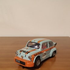 Scalextric: SCALEXTRIC FIAT ABARTH 1000. Lote 180967236