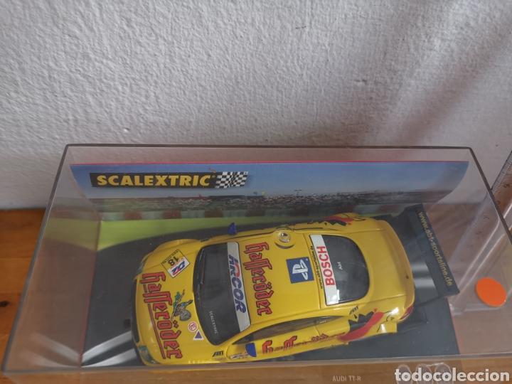 Scalextric: Coche scalextric de Tecnitoys Audi TT R Hockenheim ref. 6081 - Foto 3 - 181139950