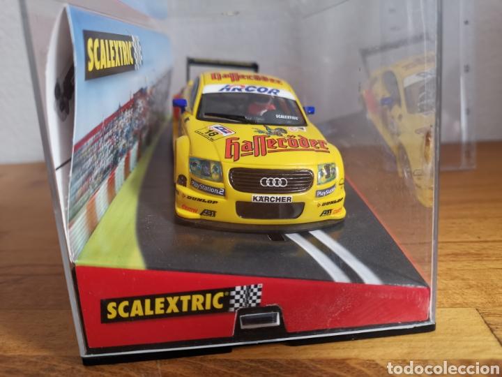 Scalextric: Coche scalextric de Tecnitoys Audi TT R Hockenheim ref. 6081 - Foto 6 - 181139950