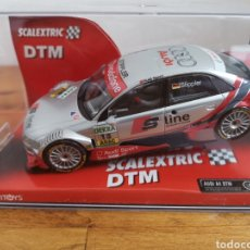 Scalextric: COCHE SCALEXTRIC TECNITOYS AUDI A4 DTM REF. 6262 Nº15. Lote 181449772