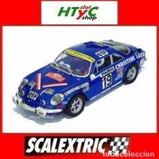 Scalextric: SCALEXTRIC RENAULT ALPINE A110 #19 MOUTÓN / CONCONI RALLYE MONTE CARLO 1976 SCX U10238S300. Lote 181614317