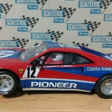 Scalextric: FERRARI GTO PIONEER SCALEXTRIC ALTAYA. Lote 181929947