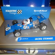 Scalextric: SCALEXTRIC. TYRRELL 001 F1 VINTAGE. REF. 6178 . Lote 181966551