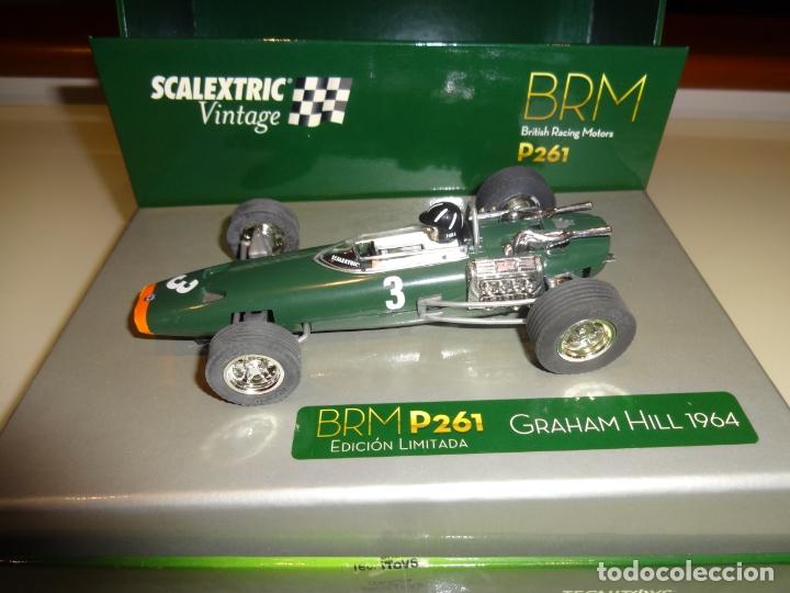 Scalextric: Scalextric. BRM F1 vintage. Ref. 6255 - Foto 2 - 181966627