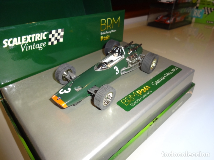 SCALEXTRIC. BRM F1 VINTAGE. REF. 6255 (Juguetes - Slot Cars - Scalextric Tecnitoys)