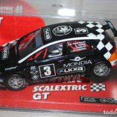 Scalextric: ANTIGUO A ESTRENAR COCHE GT. Lote 182065233