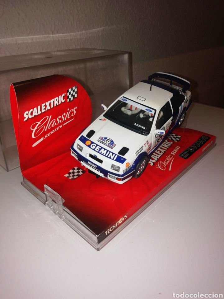 Scalextric: FORD SIERRA COSWORTH SCALEXTRIC - Foto 2 - 182103975