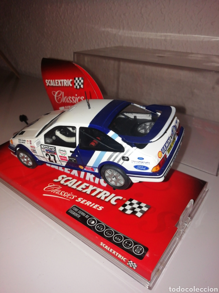 Scalextric: FORD SIERRA COSWORTH SCALEXTRIC - Foto 3 - 182103975